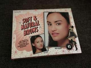 *SALE* Benefit Soft and Natural Brows Kit
