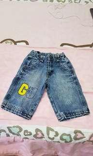 Guess boys denim shorts