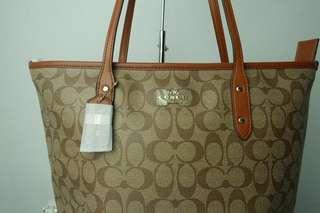 💯Authentic/Original Coach Tote Bag