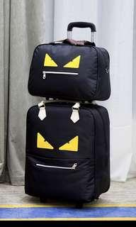 Brand new luggage