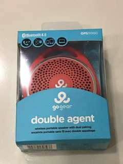 GoGear Bluetooth wireless Speaker
