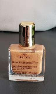 NUXE Multi Purpose Dry Oil for Face, Body, Hair