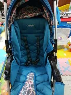 Capella Coni Travel Stroller