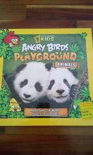 National Geographic Kids - Angry Birds Playground Animals