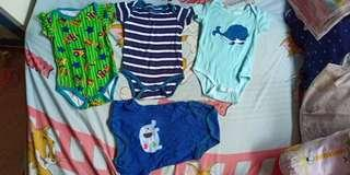 Jumper Baby 0-3 Month - 4pcs