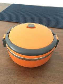 Single Layer Stainless Steel Lunch Box