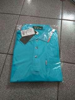 🚚 Polo水藍色長袖衫(型号L,全新,只賣200元)