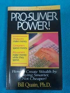 Pro-Sumer Power