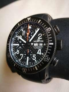 FORTIS B-42 Official Cosmonauts Chronograph Roscosmos