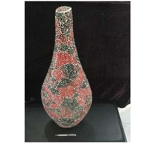 Decorative mosaic art table lamp