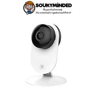 [IN-STOCK] YI 1080p Home Camera, Indoor 2.4G IP Security Surveillance System with Night Vision for Home/Office / Baby/Nanny / Pet Monitor with iOS, Android App - Cloud Service Available
