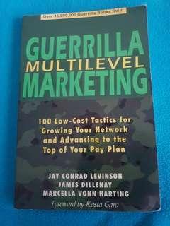 Guerilla Multilevel Marketing