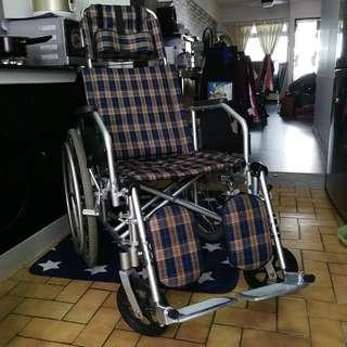 Multifuntional Wheelchair
