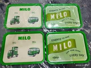 MILO limited Edition Tray
