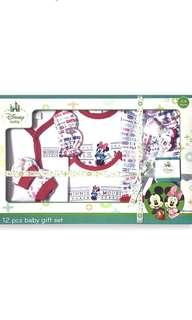 🚚 Disney Baby Minnie Mouse Giftset, Red, 12-Piece
