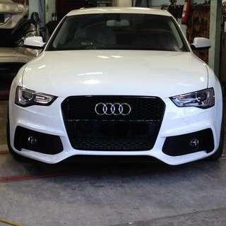 Audi A5 Auto