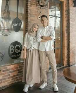 3 in 1 couple muslim (no barter)