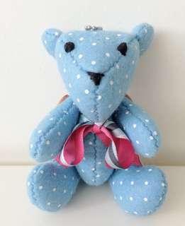 🚚 不織布泰迪熊材料包