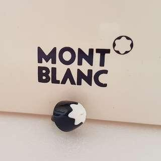 🚚 Rare Snow peak logo top with screw-thread, spare parts for Luxury MONT BLANC Designer Pen, Made in Germany, Avant-grade, Montblanc Meisterstuck, Iconic, for Yuppies, Generation X, Art Décor, For Collector, Original, Authentic