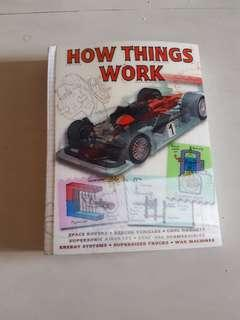 How Things Work by Miles Kelly