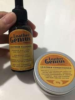 Leather Cleaner
