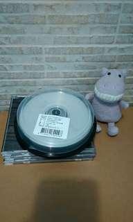 🚚 [免費贈送] Sony 空白光碟片+外盒