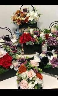 FESTIVE FLOWERS / CNY