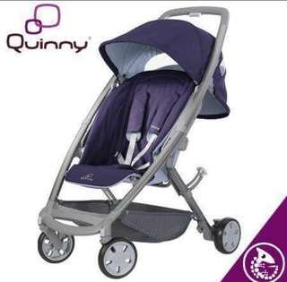 Quinny senzz嬰兒推車