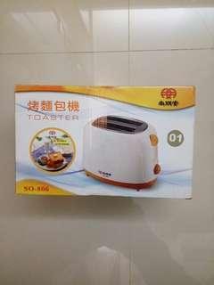 🚚 尚朋堂烤吐司機
