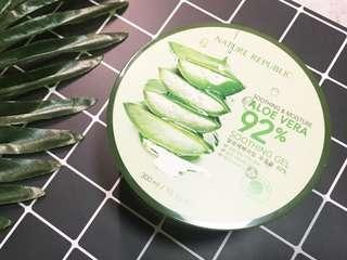 🚚 Aloe Vera Soothing Gel NATURE REPUBLIC