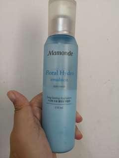 Mamonde floral hydro emulsion