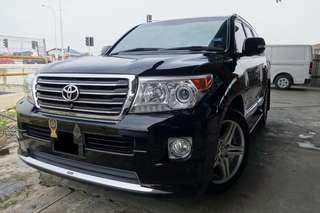 Toyota Land cruiser Super King