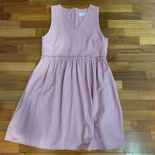 Fayth Jeannie Babydoll Dress