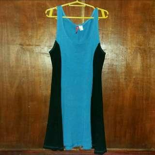 Blue&Black dress