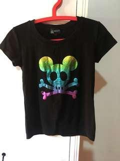 🚚 迪士尼 Disney T-shirt 米奇 海賊🏴☠️