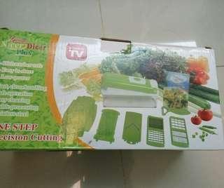 🚚 蔬菜快切器