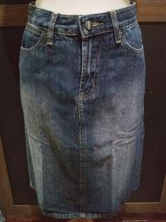 Rok Jeans Rodeo Size S