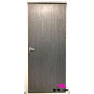 100% solid Veneer bedroom door for HDB & BTO