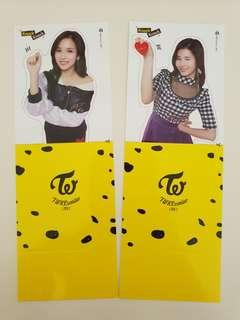 Twice lane 2 standee