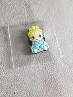 迪士尼 仙蒂 公主 磁石貼