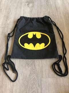 Under armour / batman / superman Drawstring bag