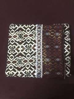 kain pasang pua kumbu / vintage cotton