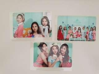 Twiceland limited photocard