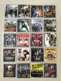"""Bluray Movies (Cantonese) - click """"read more"""" for mores title"""
