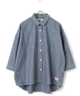 Dickies woman's long sleeve shirt