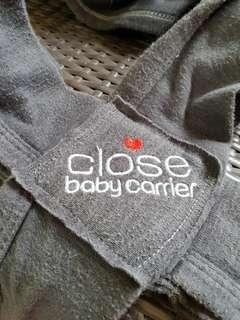 Close Baby Carrier Sling