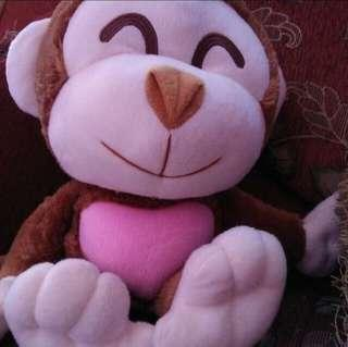 📌SALE boneka monyet