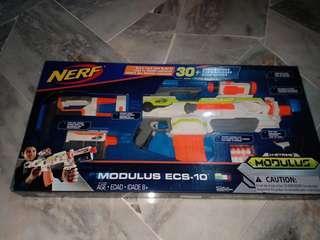 Nerf ECS-10 new set