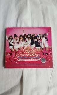 Girls Generation The 1st Asia Tour