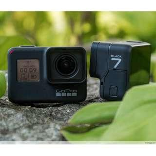 [Cheapest Rental Guaranteed]GoPro Hero 7 For Rent